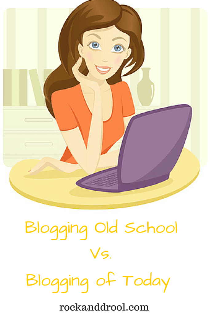 bring back old school blogging rock and drool