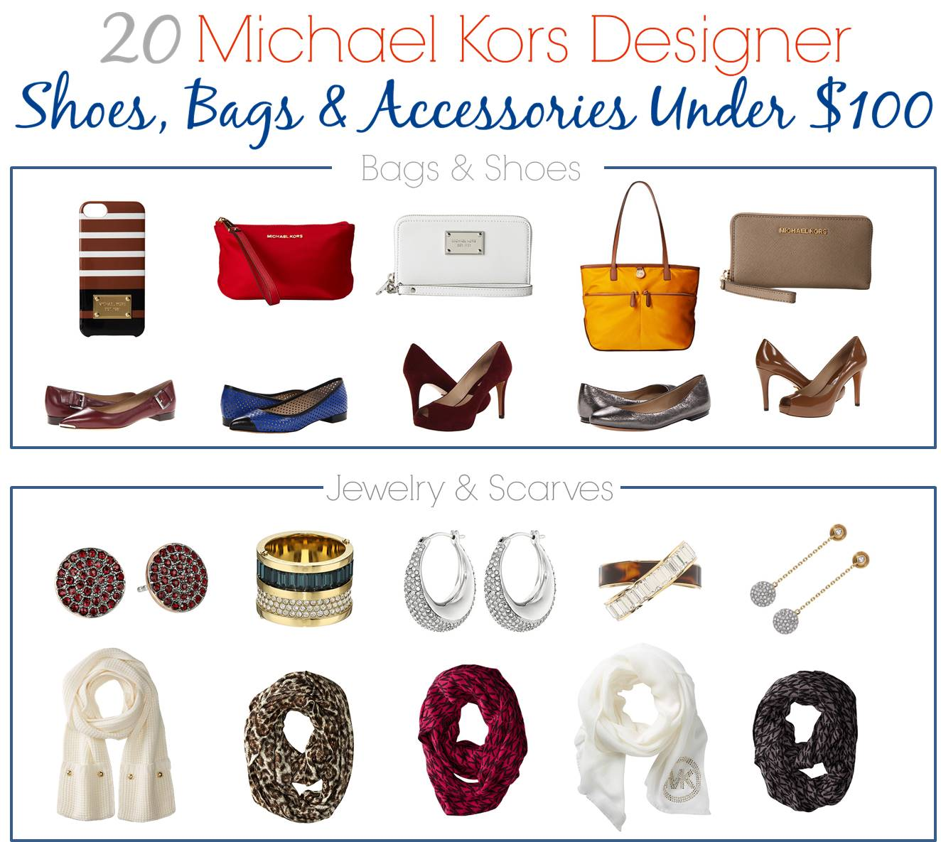 b09d04e6eca1 round up of michael kors accessories from 6PM for under $100 rock and drool