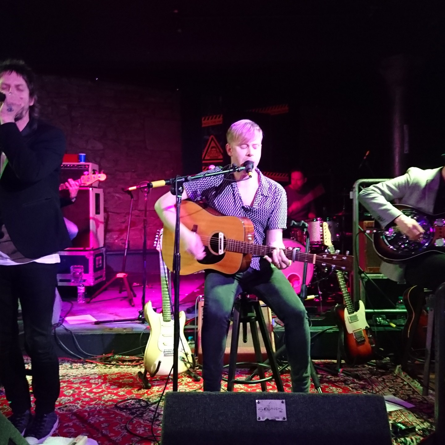 Gig Review: The Temperance Movement (Fat Sam's Dundee, 17/03/17)