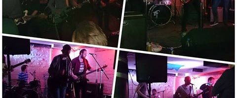 Gig Review: The Naked Feedback, IdKid, The Rich, The Label (13th Note, Glasgow – 29/04/17)