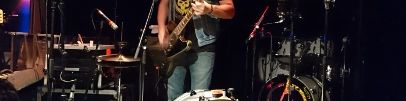 Gig Review: Steve Hill (The Ferry, Glasgow – 12/11/17)