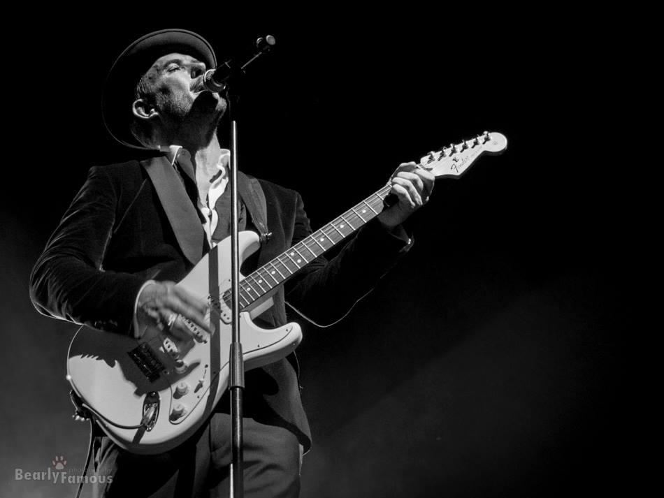 Matt Goss at the London Palladium on January 25, 2015