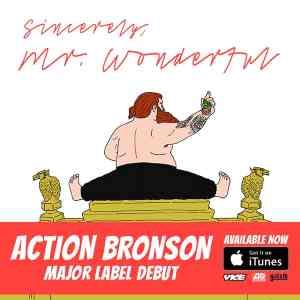 Mr Wonderful CD Cover