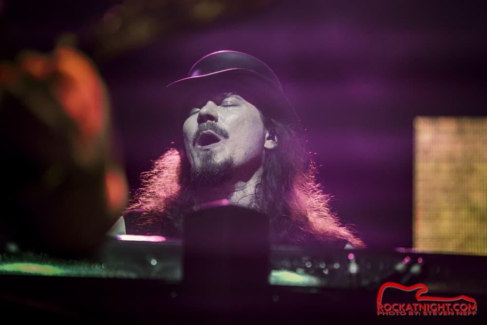 Tuomas Holopainen of Nightwish