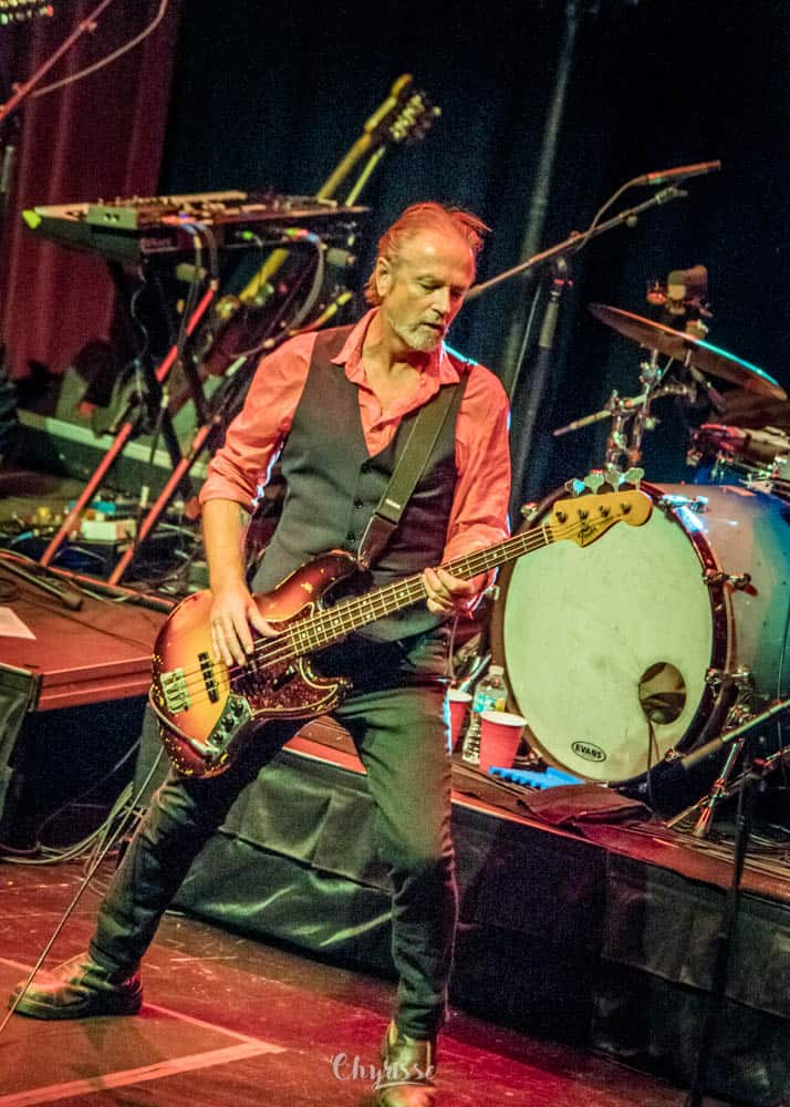 Steve Kilbey of The Church