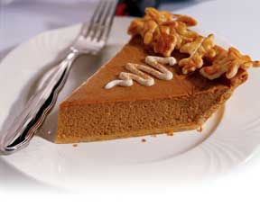 Pumpkin Pie - The Greatest Holiday Gift
