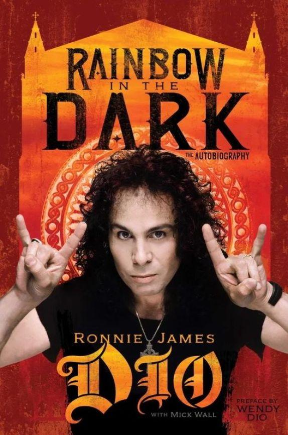 Resultado de imagem para Rainbow In The Dark: The Autobiography