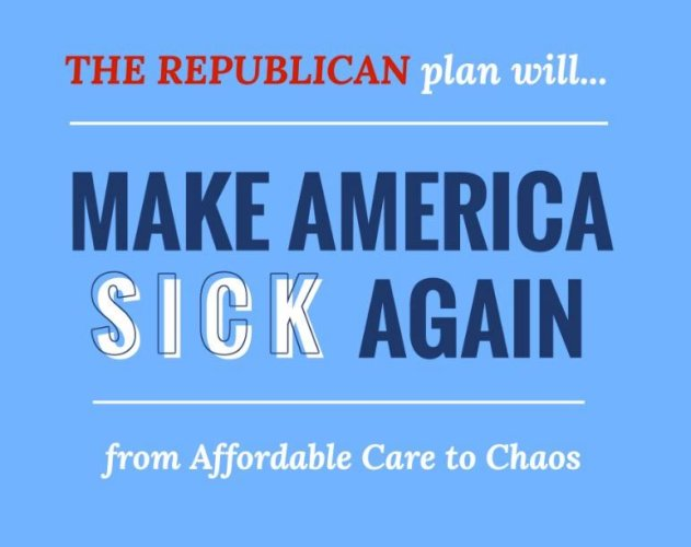GOP Readies to Implement their Pay More for Less Healthcare Plans