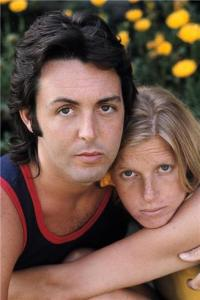 McCartney & Linda