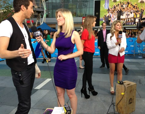 American Idol Post Show Interviews