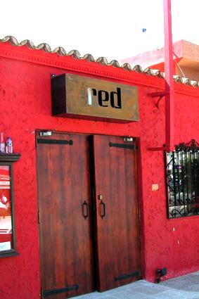 Lennon's Restaurant Red Bar, Located in Spain
