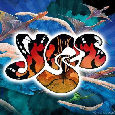 yes band logo fb