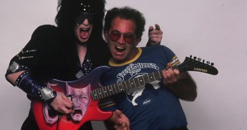 Mick Mars and Steve Rosen (Photo: Glen Laferman)