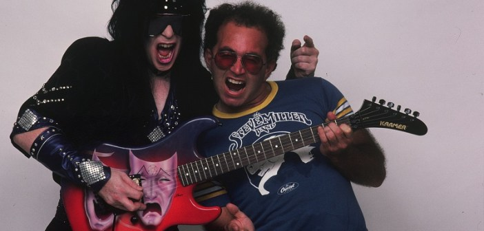 Mick Mars and Steve Rosen (Photo: Glen Laferman)