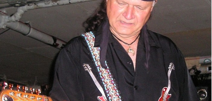 Dick Dale via WikiCommons (By Mike Burns from Somerville, MA, USA - Dick Dale, CC BY-SA 2.0)