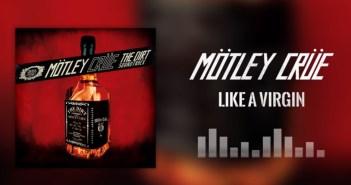 motley crue like a virgin
