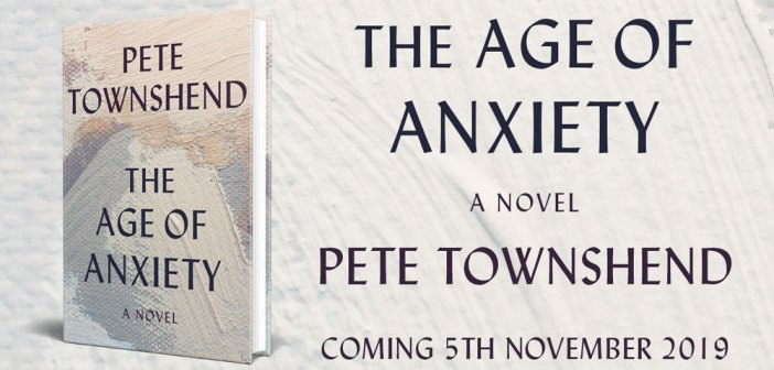 pete townshend the age of anxiety book