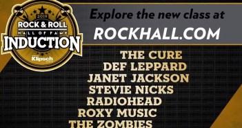 rock hall inductees 2019