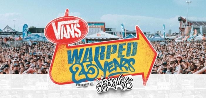 vans warped tour 25