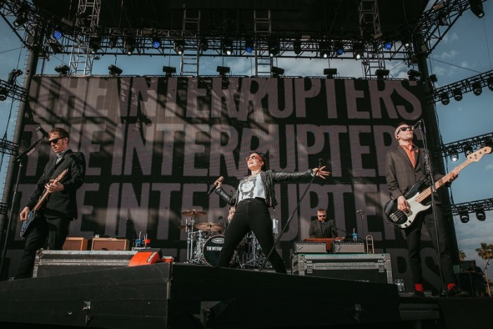 The Interrupters (Goldenvoice 2019)