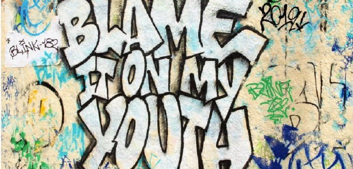 blink 182 blame it on my youth