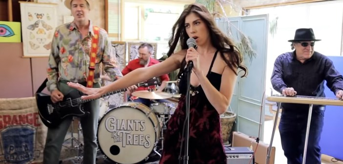 giants in the trees star machine video