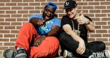 mc lars and mega ran