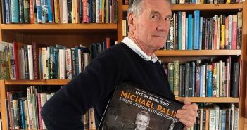 Michael Palin (Photo via https://www.facebook.com/pg/themichaelpalinpage)