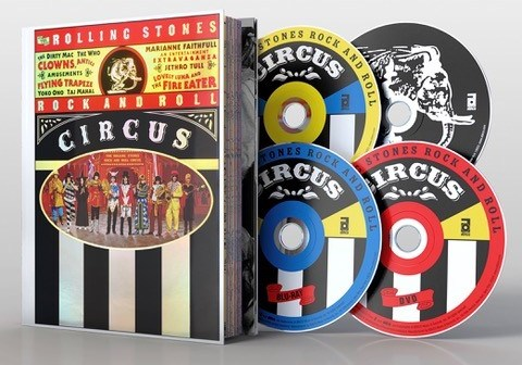 rolling stones rock and roll circus 2019 release