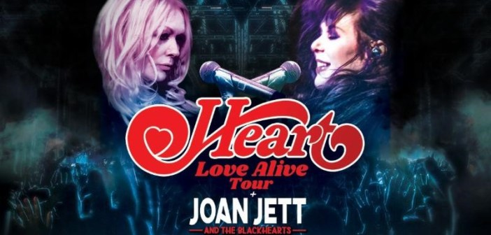 heart love alive tour