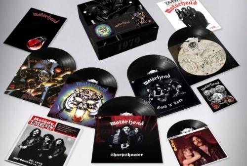 motorhead box set 2019