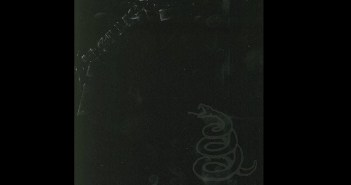 metallica black album banner
