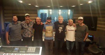 At the Recording Studio at OCL Studios
