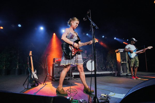 Throwing Muses at Pasadena Daydream (Courtesy of Pasadena Daydream & Goldenvoice)