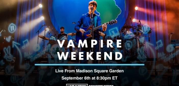vampire weekend madison square garden