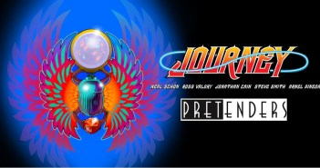 journey pretenders tour 2020