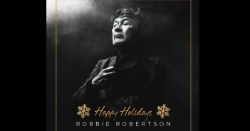 robbie robertson happy holidays