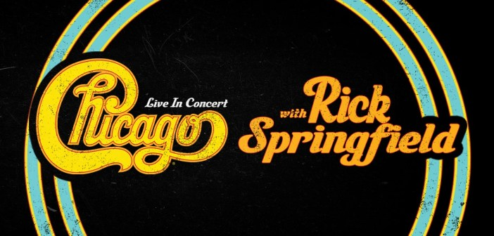 chicago and rick springfield 2020 tour