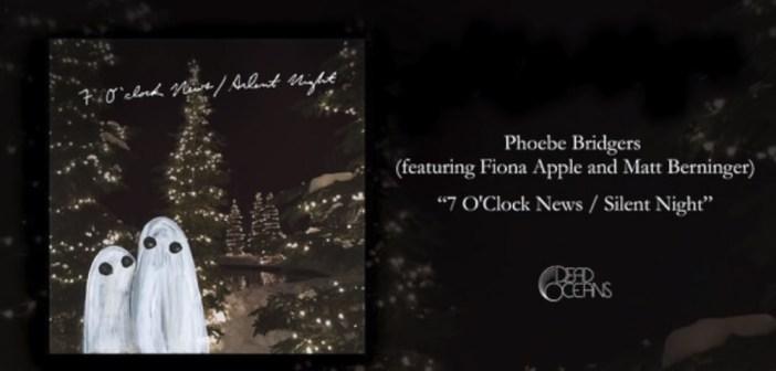 phoebe bridgers silent night