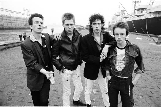 the clash band tbt