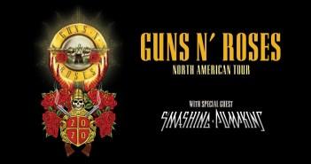 guns n' roses smashing pumpkins 2020