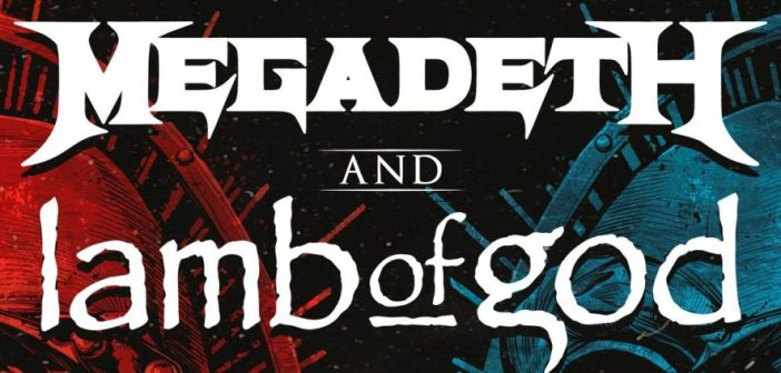 Megadeth and Lamb of God 2020 Tour