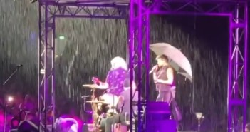 brian may and queen in the rain