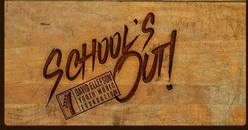 David Ellefson #SchoolsOut lessons