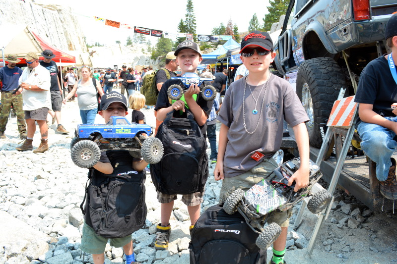 Rubicon Trail Foundation Cantina for the Con Raised $50,000
