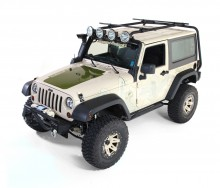Rugged Ridge Sherpa Roof Rack for 2-Door JK Wrangler
