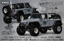 Sergeant Rock Jeep JK