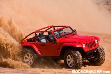 Mopar Underground Jeep Lower 40