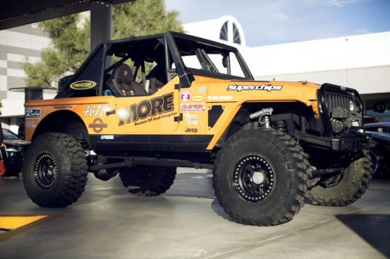 MORE TJ Rock Crawler