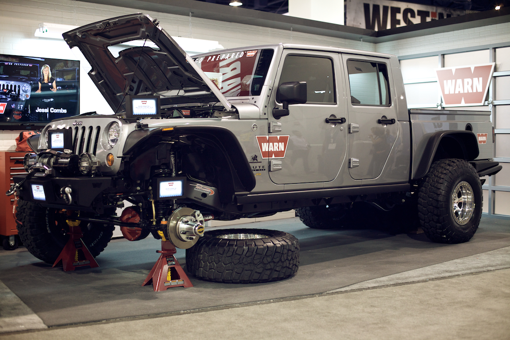Sema 2013 40 Awesome Off Road Vehicles Rockcrawler